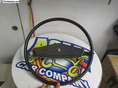 mk 1 steering wheel