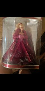 2002 Holiday Barbie