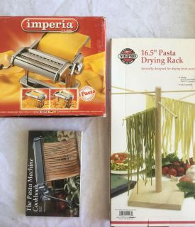 Everything You Need to Make Your Own Pasta!
