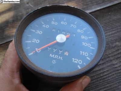 Porsche 914 Speedometer VDO 12/69 914 641 503