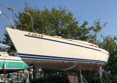 For Sale Full Tilt Hull # 212 Located Swansea MA