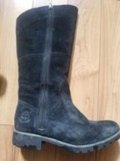 Women's Timberland Waterproof Suede Tall Boots