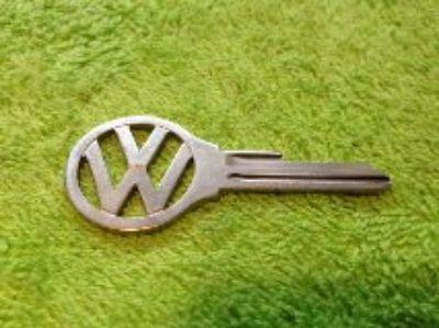 SU key blank for 1964-1966 beetle ghia bug