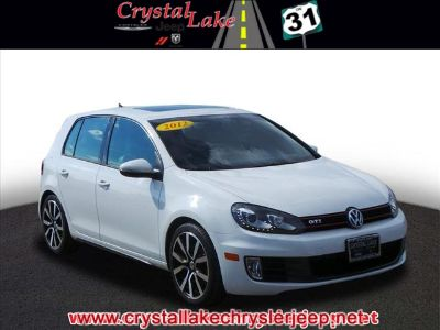 2012 Volkswagen GTI Base (Candy White)