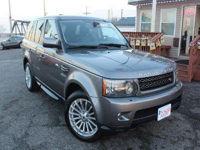 $16,795, An Impressive 2010 Land Rover Range Rover Sport with 102,018 Miles