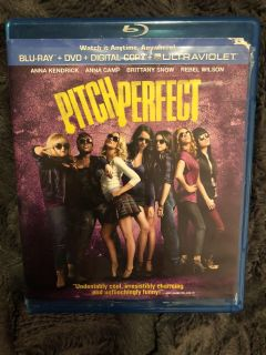 Pitch Perfect 2 pack - DVD & Blue Ray