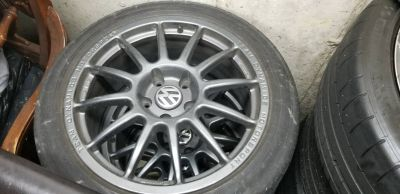 F/S Light weight wheels 17""