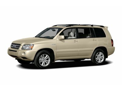 2006 Toyota Highlander Hybrid Base ()