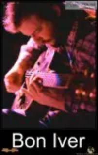 Bon Iver concert at Cincinnati OH. March .