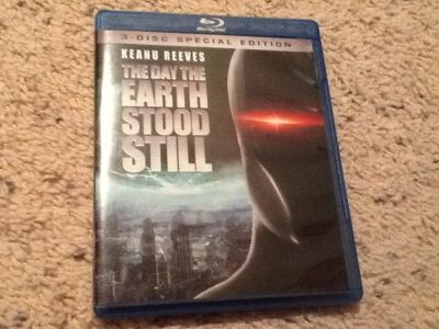 The Day the EARTH Stood Still BluRay