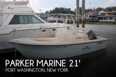 2013 Parker 21 Special Edition