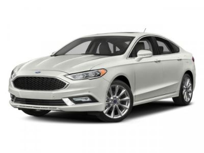2018 Ford Fusion Titanium (Shadow Black)