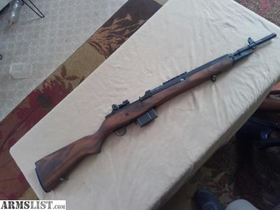 For Sale: Springfield M1-A Scout