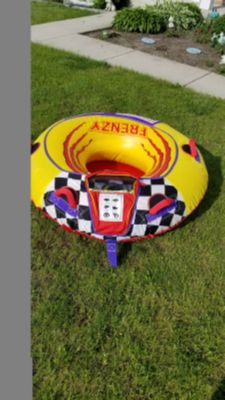 Frenzy Tube for boating
