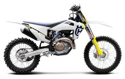 2019 Husqvarna FC 450 Motocross Motorcycles Castaic, CA