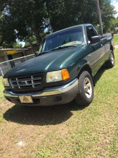 By owner make me an offer! Ford Ranger Truck 2002 new battery 154k miles gd on gas clean