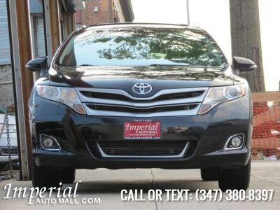 2015 Toyota Venza 4dr Wgn I4 AWD LE (Natl) (Black)