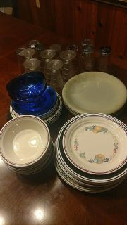FREE Variety of mix matching dishes