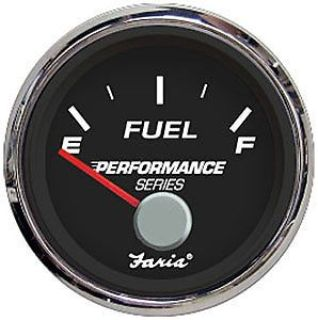 Sell NVU: New Vintage 01129-01 Black Performance Fuel Level Gauge motorcycle in Delaware, Ohio, United States, for US $54.95