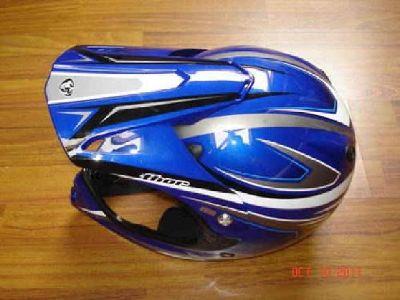 $80 BLUE THOR SXT MOTOCROSS HELMET w Bag NEW NEVER USED SIZE XXS $80 obo