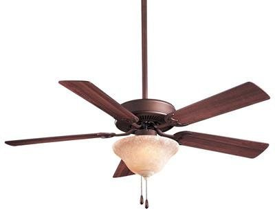 Minka-Aire F548-ORB/EX (Contractor) with Light Oil-rubbed Bronze Ceiling Fan 52