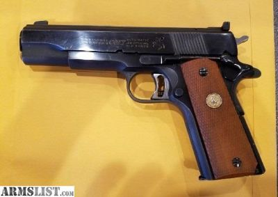 For Sale: Colt 1911 38 special Mid Range National Match