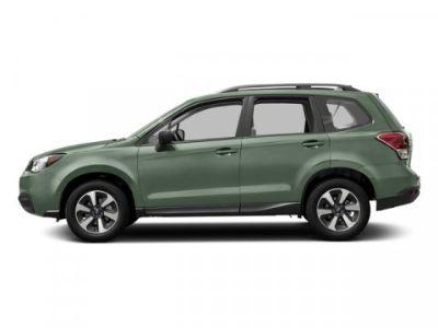 2018 Subaru Forester 2.5i (Jasmine Green Metallic)
