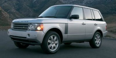 2007 Land Rover Range Rover Supercharged (Buckingham Blue)