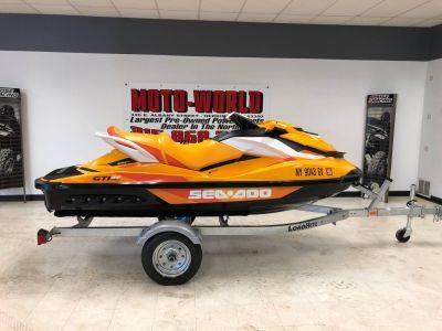 2017 Sea-Doo GTI SE 3 Person Watercraft Herkimer, NY