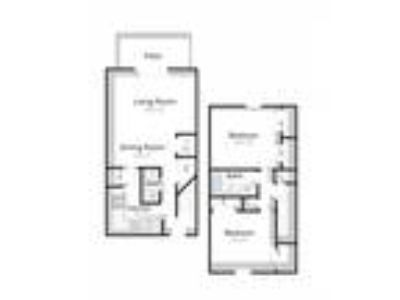 The Addison on Main II - Two BR Townhome