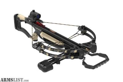 For Sale/Trade: Barnett Recruit Youth Crossbow Limited Edition Flat Dark Earth-NEW