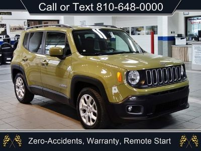 2015 Jeep Renegade Latitude ()