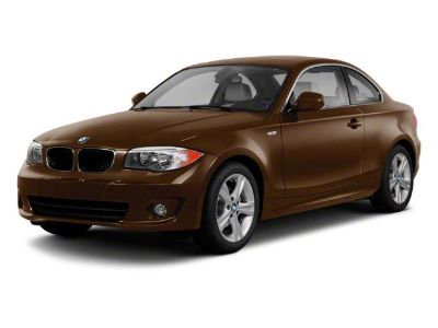 2010 BMW 1-Series 135i (Jet Black)