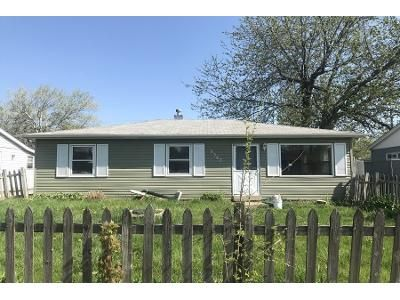 3 Bed 1 Bath Preforeclosure Property in Hammond, IN 46323 - Kenwood St