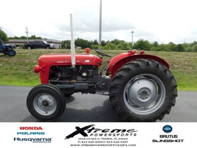 1963 Massey Ferguson 35X & 135 WITH CAB Tractors Tampa, FL