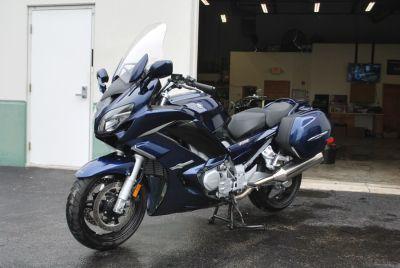 2016 Yamaha FJR 1300A (Blue)