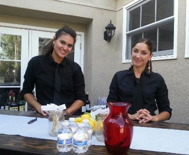 Bartenders for Hospitality Suites in Las Vegas!! 866.504.8086