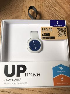 New Up Move by Jawbone with Sleep Tracker