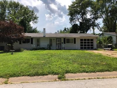 3 Bed 1 Bath Foreclosure Property in Hazelwood, MO 63042 - Saratoga Ln