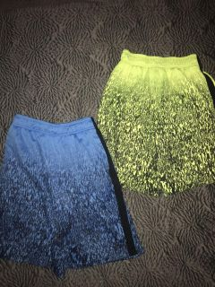 Two shorts