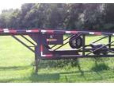 2007 Kaufman Trailers 3-Car-Hauler Trailer in Dickson, TN