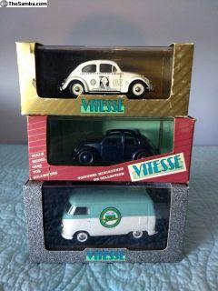 Vitesse Models & Hotwheels Bug
