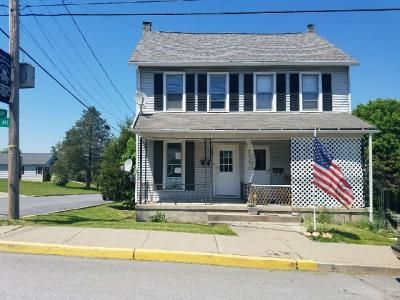 3 Bed 1 Bath Foreclosure Property in Bangor, PA 18013 - E Central Ave