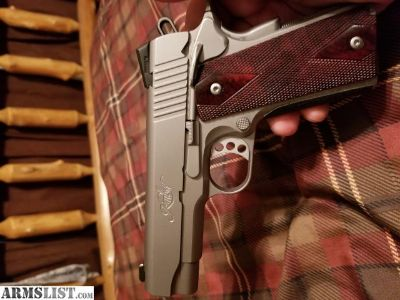 For Trade: Kimber Pro carry hd 1911