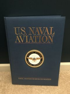 US Naval Aviation collectible book