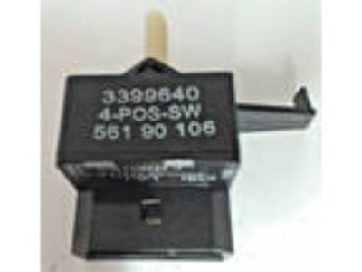 Cycle Selector Switch (WP3399640, 3399640) Dryer