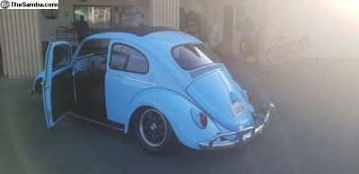 1964 Ragtop VW Bug