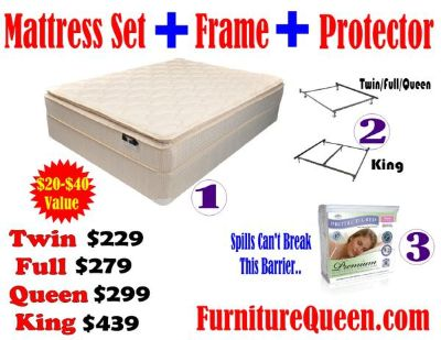$299, Mattress Packages Buy Here  $ave Here