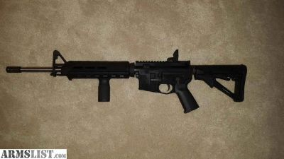 For Sale: PSA SS Rifle