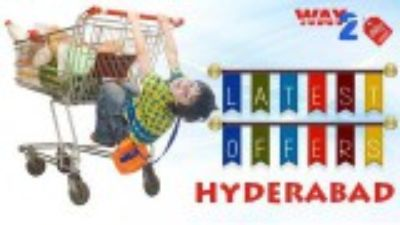 Latest offers in hyderabad